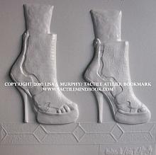 atelier heels by lisa j. murphy